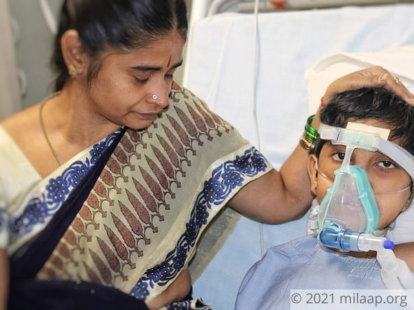 12-Year-Old Struggles To Breathe Every Minute, Needs Urgent Treatment