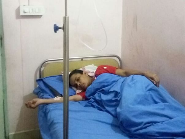 Help Indira get Operated for Ovarian Cyst.