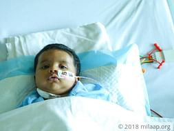 Haseena's baby badly needs your help