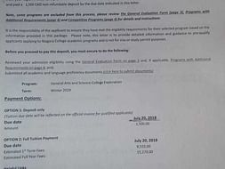 Help Me Secure Admission In Niagara College, Canada