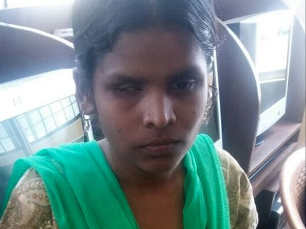 Help Blind Roja.K to Complete BA Final Year with tech vision course
