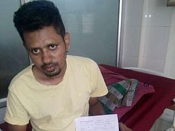 Help My Childhood Friend Sudhakar Live