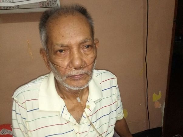 Help Tarun Chandra Roy  Fight COPD