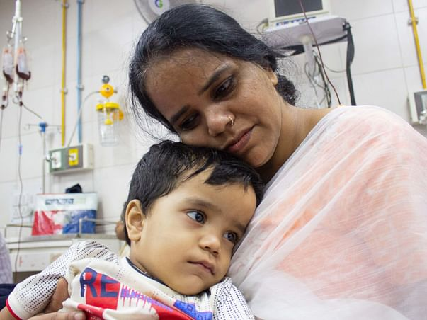 After Losing Her First Child, This Mother Is Desperate To Save Her Son
