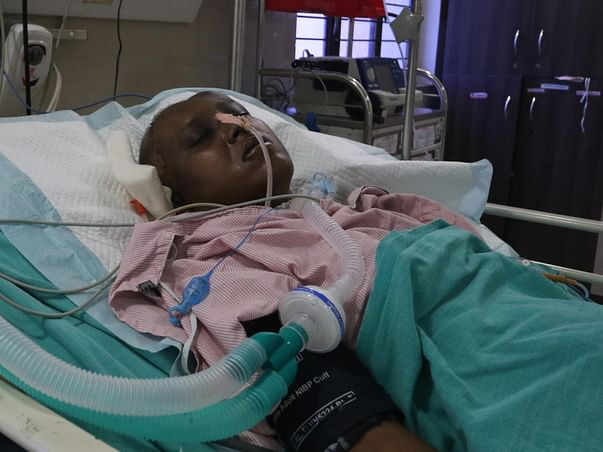 Help Nandini who is critical after a road accident