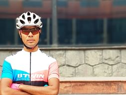 Help Me Pedal For Our Indian Soldiers