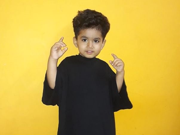 Will you not help 2 year old Arham fight his battle against cancer?