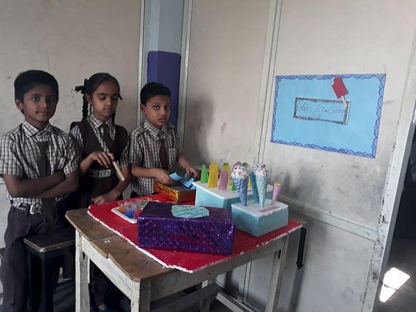 Bringing Technology To An Under-privileged School