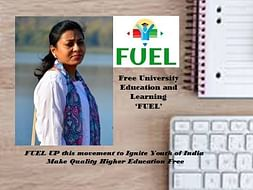 Free University Education and Learning (FUEL);  For Youth of India