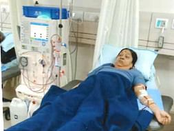 Help military man's wife-Ranjana survive kidney failure