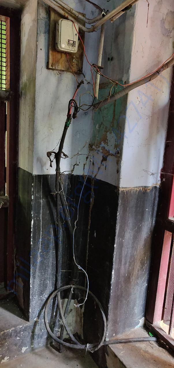 Wiring hazard