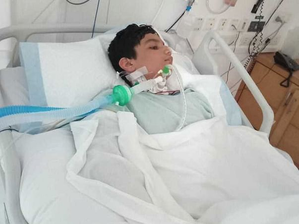 Help 15-Year-Old Aaditya to fight Guillian Barre Syndrome(GBS)
