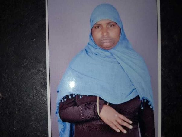 Help Shaheen who Met with An Accident And Injured her Right Hand.