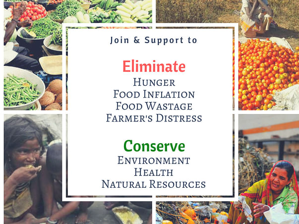 Help Me Increase Farmers' Income & Lower Food Wastage