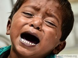 2-year-old Prahlad needs a heart surgery in 24 hours
