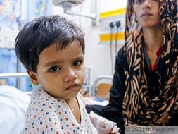Without Surgery In 24 Hours, This 2-Year-Old Will Lose Her Life