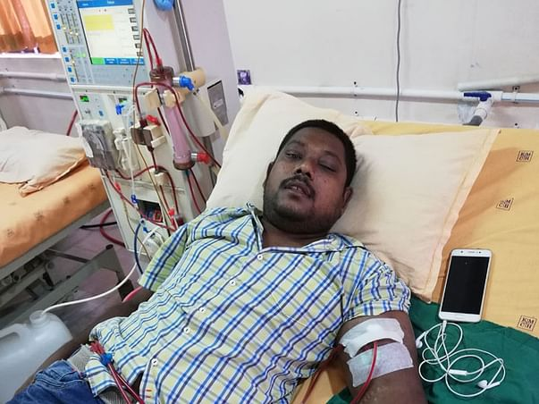 Help Me For My Kidney Transplantation