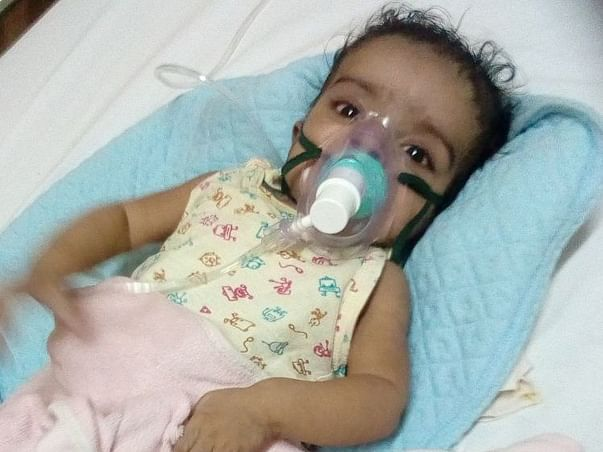 Help Shalini's Baby Undergo A Life Saving Surgery