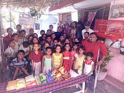 Help Rajesh Sir To Provide Daily Needs For The Orphans