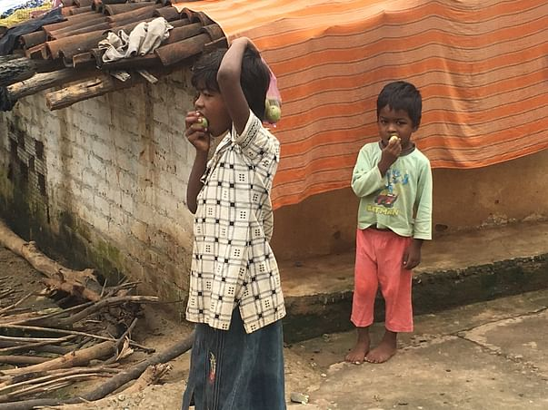 Help Provide Basic Facilities To Kids Of Kantajhar