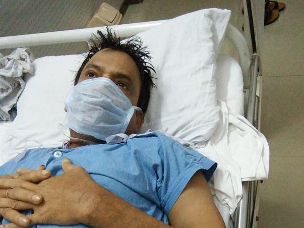 Help Sadashiv Suffering From Blood Cancer.