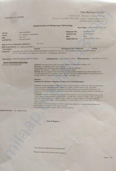 Debasish Medical Documents