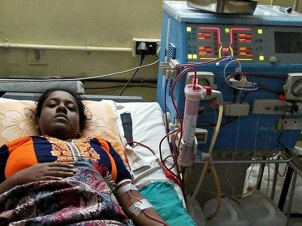 Raising funds for Barna's kidney transplantation