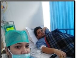 Help Rohit To Fight Cancer