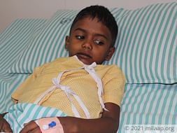 Daily Wager's 6-Year-Old Will Lose His Life To Cancer Without Help