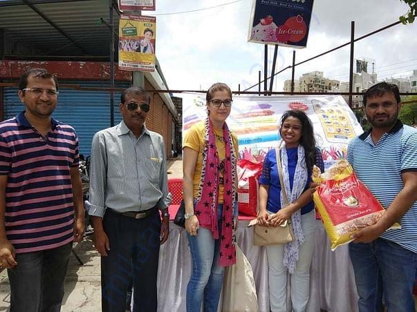 Pune Donation Drive