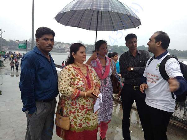 Nagpur Donation Drive