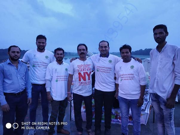 Nagpur volunteers