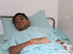 Help Rohan fight Cancer