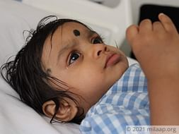 1-Year-Old Baby Will Lose His Life To A Heart Disease Without  Surgery