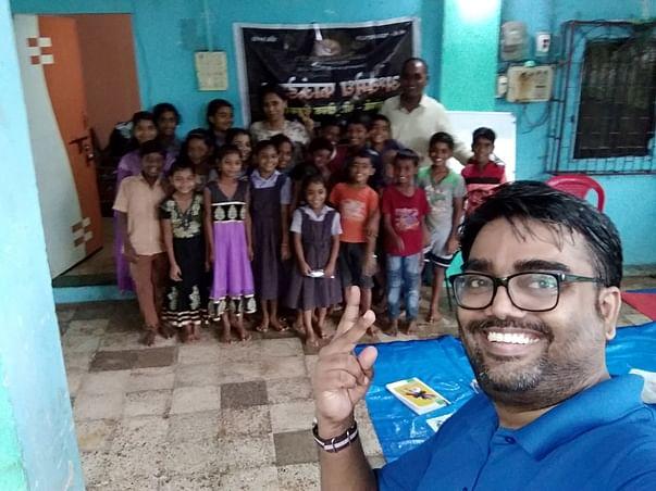 Fundraiser for Ashwamedh Foundation's Education Center in Murbad,Thane