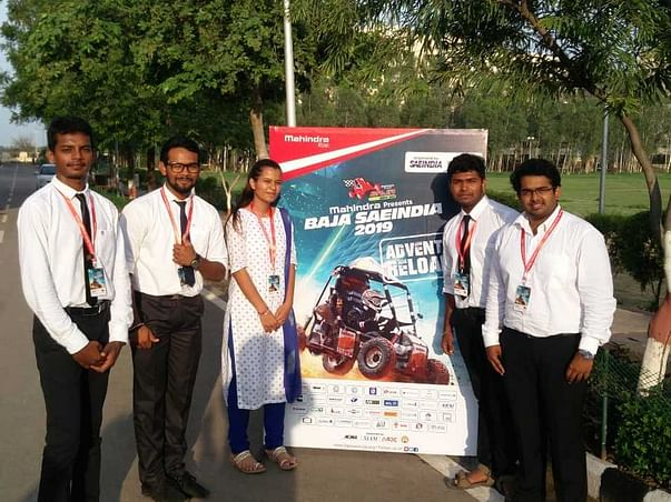Support Us To Participate In SAE E- BAJA 2019