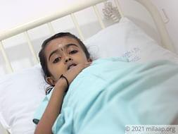 Help Dhanya Shree fight a severe blood disorder