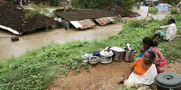 Rs. 1,000 donated by you will help us to feed 25 flood victims.