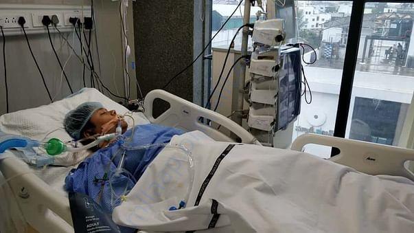 Help To Save Sravani And Her Child