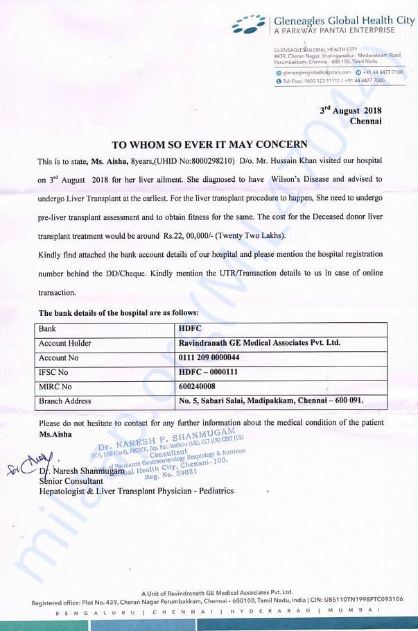 Doctor Certified document