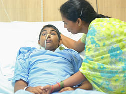 15-Year-Old Who Is Losing His Eyesight Due To Cancer Needs Urgent Help