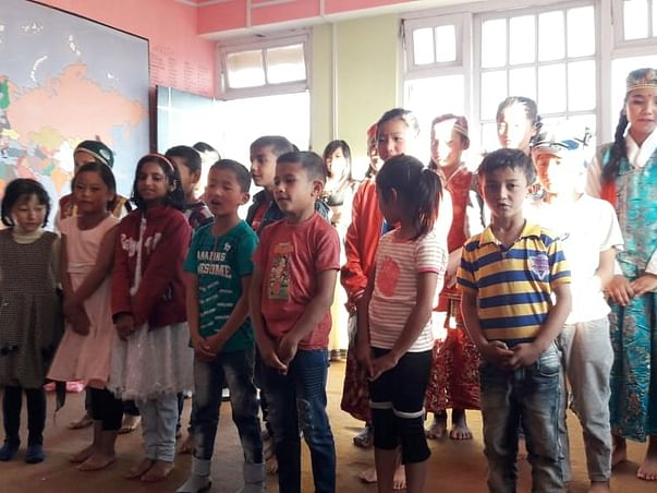 Help Us Give A Better Future To These Children From West Sikkim