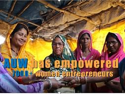 Empower Women Micro-Entrepreneurs Through AU Welfare Foundation