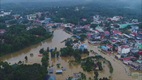 Kerala - Flood Status