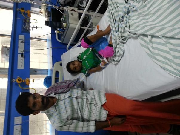 Help Little boy Chintan to fight cancer and recover soon