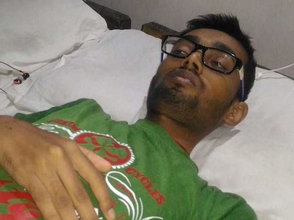 We need help For Vaibhav fighting Cancer