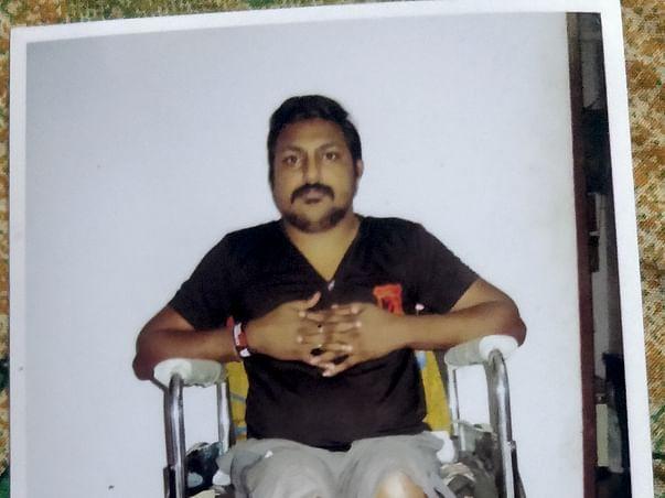 Help My Friend Undergo Treatment Since He Is Bedridden