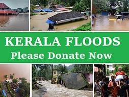 Kerala(India) Devastated By Worst Flood In Its History