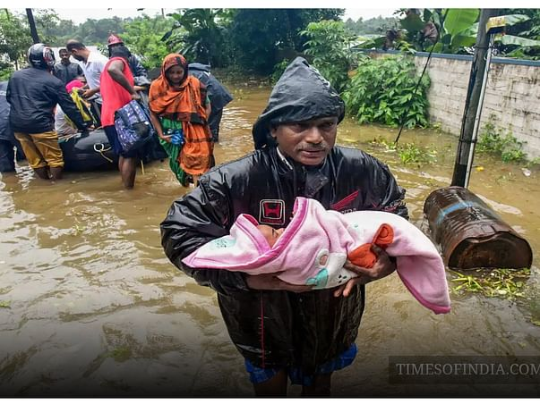 HELP KERALA FLOOD AFFECTED PEOPLE