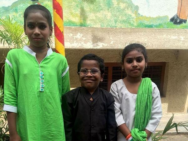 Help Tragedy Struck Krishna & Family